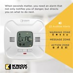 Carbon Monoxide Alarm 10-Year Battery Operated
